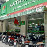 Việt Thiên phân phối hàng vào Satrafood - đảm bảo ổn định chất lượng sản phẩm hợp tác lâu dài